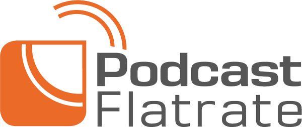 Podcastflatrate - Logo Webversion