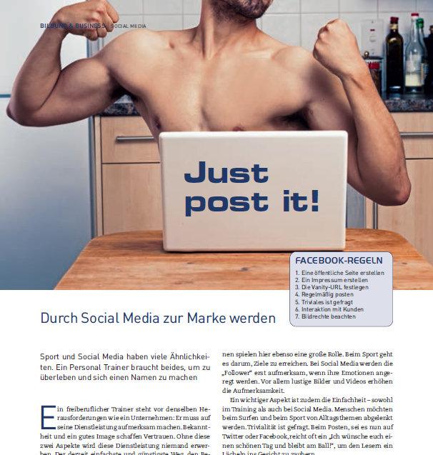 Trainer-Magazin_1-2015_Just-post-it_Nicolas_Scheidtweiler_ueber_Social-Media_fuer_Trainer