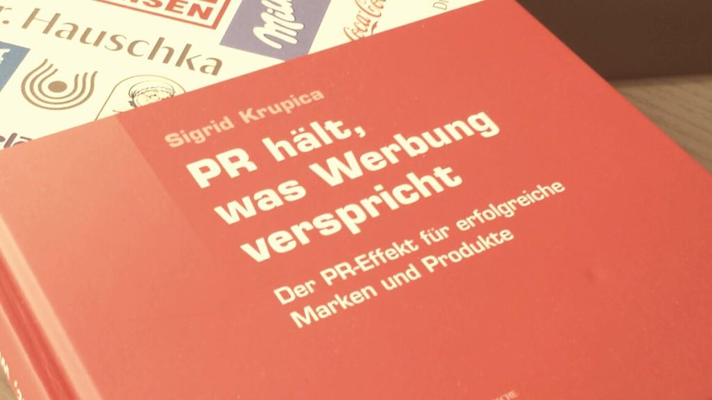 Artikel: PR hält was Werbung verspricht - Produkt-PR basiert auf der Marke - Rezension PR-Fachbuch