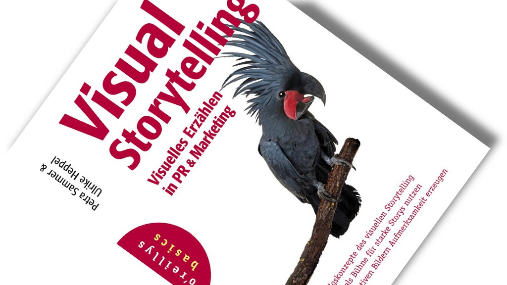 4 Sterne-Rezension - Visual Storytelling - Visuelles Erzählen in PR und Marketing