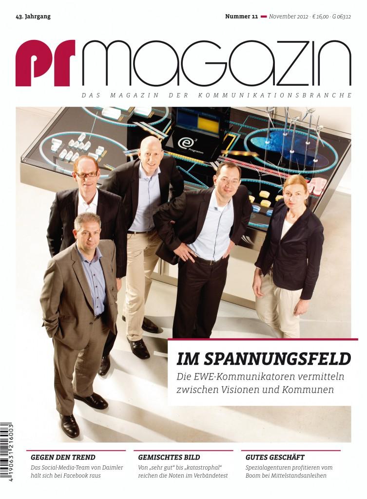 prmagazin - 11-2012 - pr-publikationen