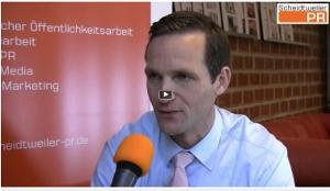 Scheidtweiler PR - Interview mit Nicolas zum Beruf des PR-Beraters