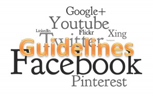 Scheidtweiler PR - Social Media Guidelines
