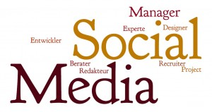 Babylonische Verwirrung - Social Media-Berufsfelder