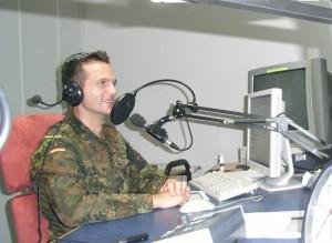 Radiomoderator Nicolas Scheidtweiler