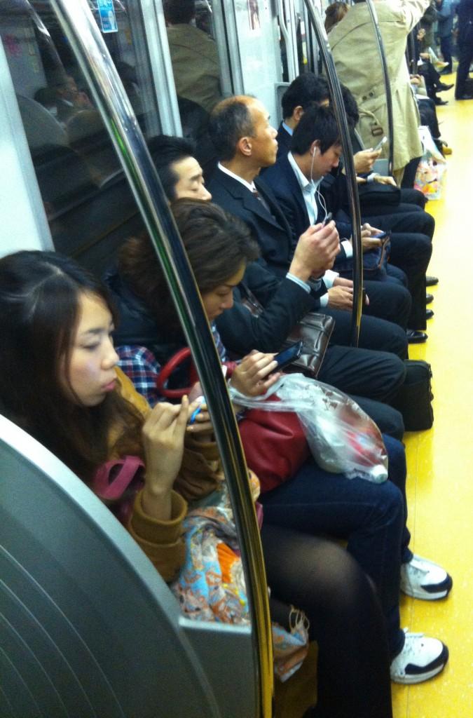LINE ist das WhatsApp in Japan - Scheidtweiler PR