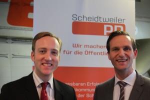 DPRG-Vortrag in Bremen - Robin Kiera mit Nicolas Scheidtweiler