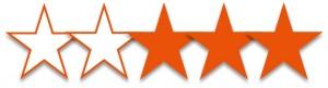 3 Sterne: Dicke Schwarte! - Recht im Social Web von Christian Solmecke. - 3 Sterne Rezension - Scheidtweiler PR Bremen