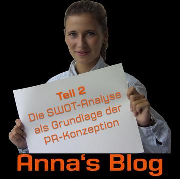 Anna Oeynhausen Blog - SWOT-Analyse - Scheidtweiler PR