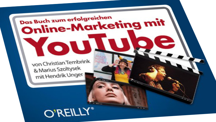 Online Marketing mit Youtube - Leider Mängel im Stil - Rezension