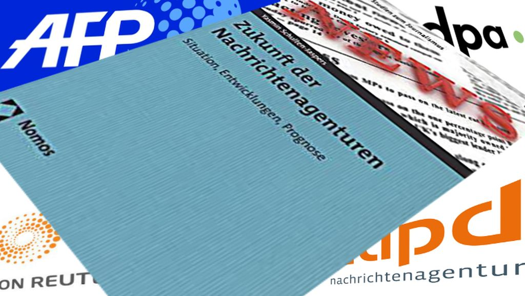 Zukunft der Nachrichtenagenturen von Yasmin Schulten-Jaspers - PR-Rezension