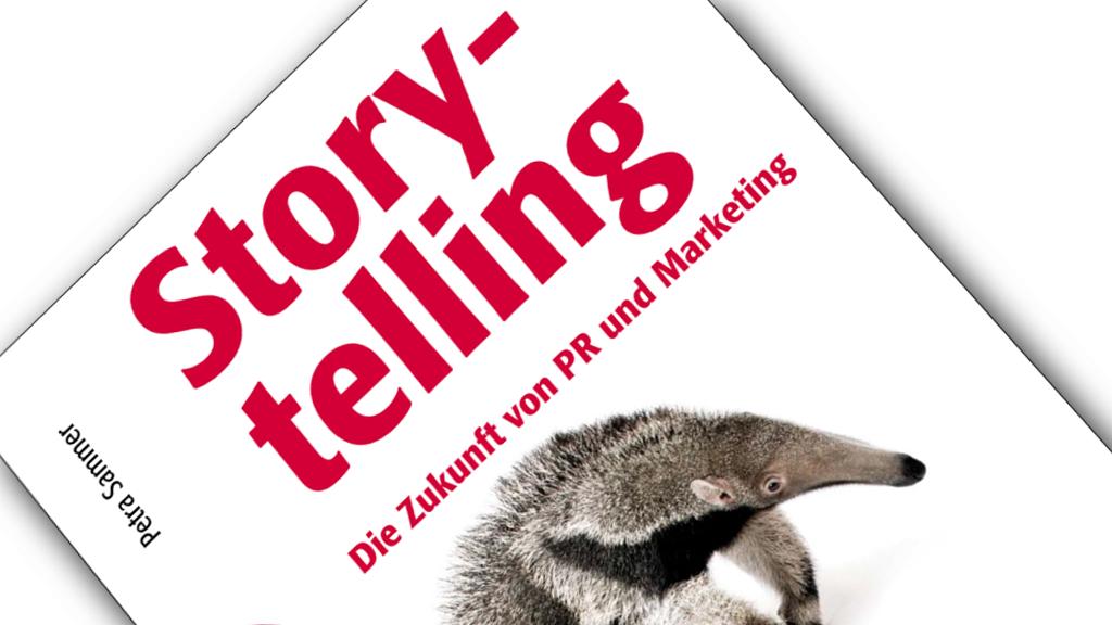Artikel: Rezension zu Storytelling von Petra Sammer im PR-Blog aus Bremen