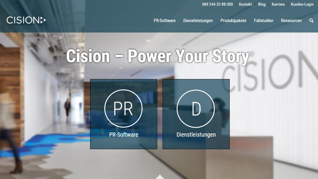 Zur Serie Mediendatenbanken: Cision-Datenbank vorgestellt - Scheidtweiler PR-Blog