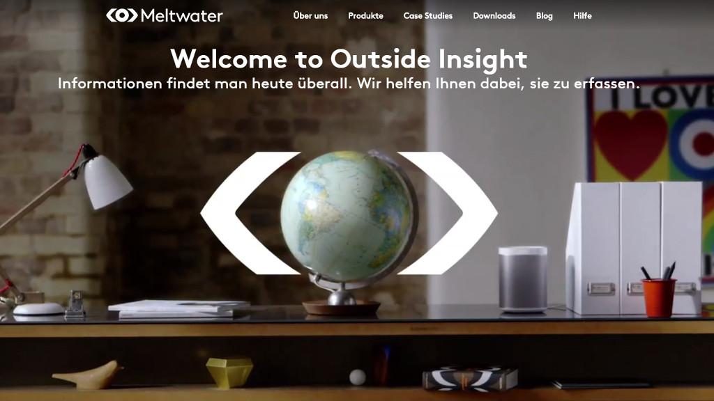 Meltwater-Mediendatenbank vorgestellt - Scheidtweiler PR-Blog