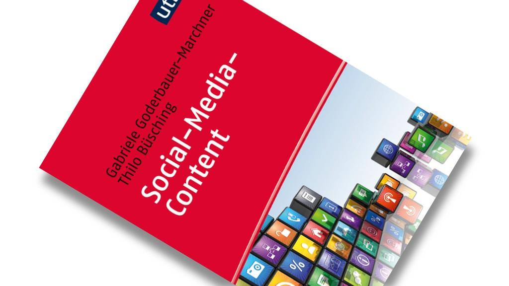 Umfänglich - Social-Media Content-Rezension -Gabriele Goderbauer-Marchner - Thilo Büsching