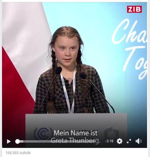Greta Thunberg - Nachrichtenwerte in PR und Marketing nutzen - Der deutsche PR Blog