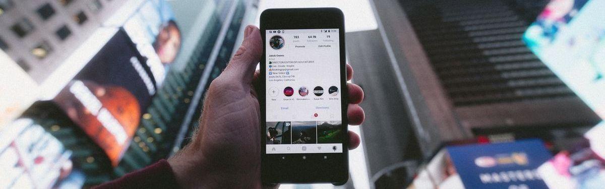 Instagram auch für persönliche PR