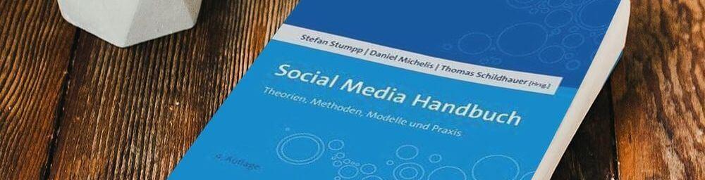 Social Media Handbuch Nomos - Stefan Stumpp - PR-Fachbuch-Rezension